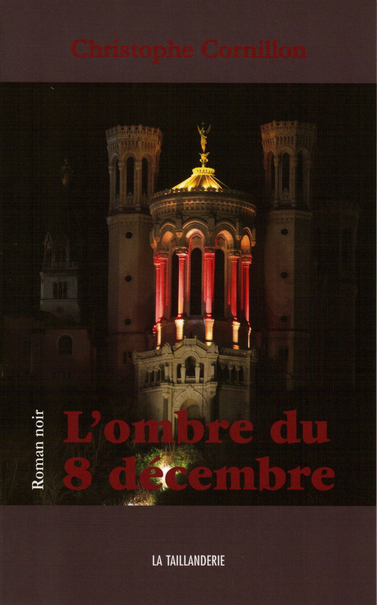 Couverture L'ombre du 8 décembre